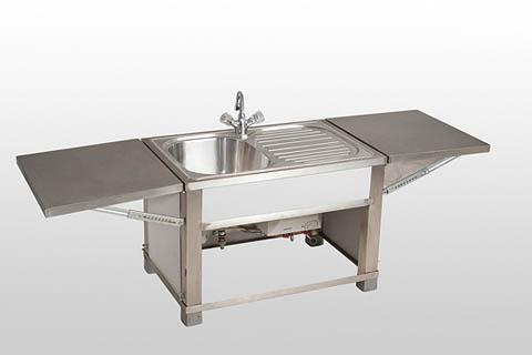 Waschbecken mit untertisch boiler wohn design - Bauhaus niederdruckarmatur ...